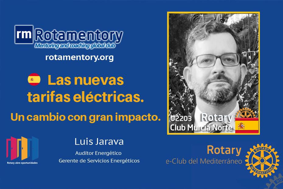 Las nuevas tarifas eléctricas - Luis Jarava